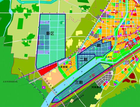 隆湖经济开发区地图展示